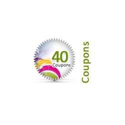 Carnet n. 40 Coupon Assistenza tecnica/Consulenza 30 min prepagato