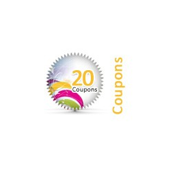 Carnet n. 20 Coupon Assistenza tecnica/Consulenza 30 min prepagato