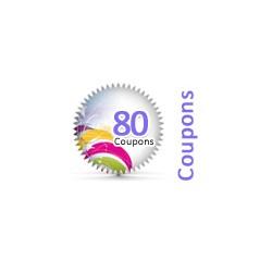 Carnet n. 80 Coupon Assistenza tecnica/Consulenza 30 min prepagato